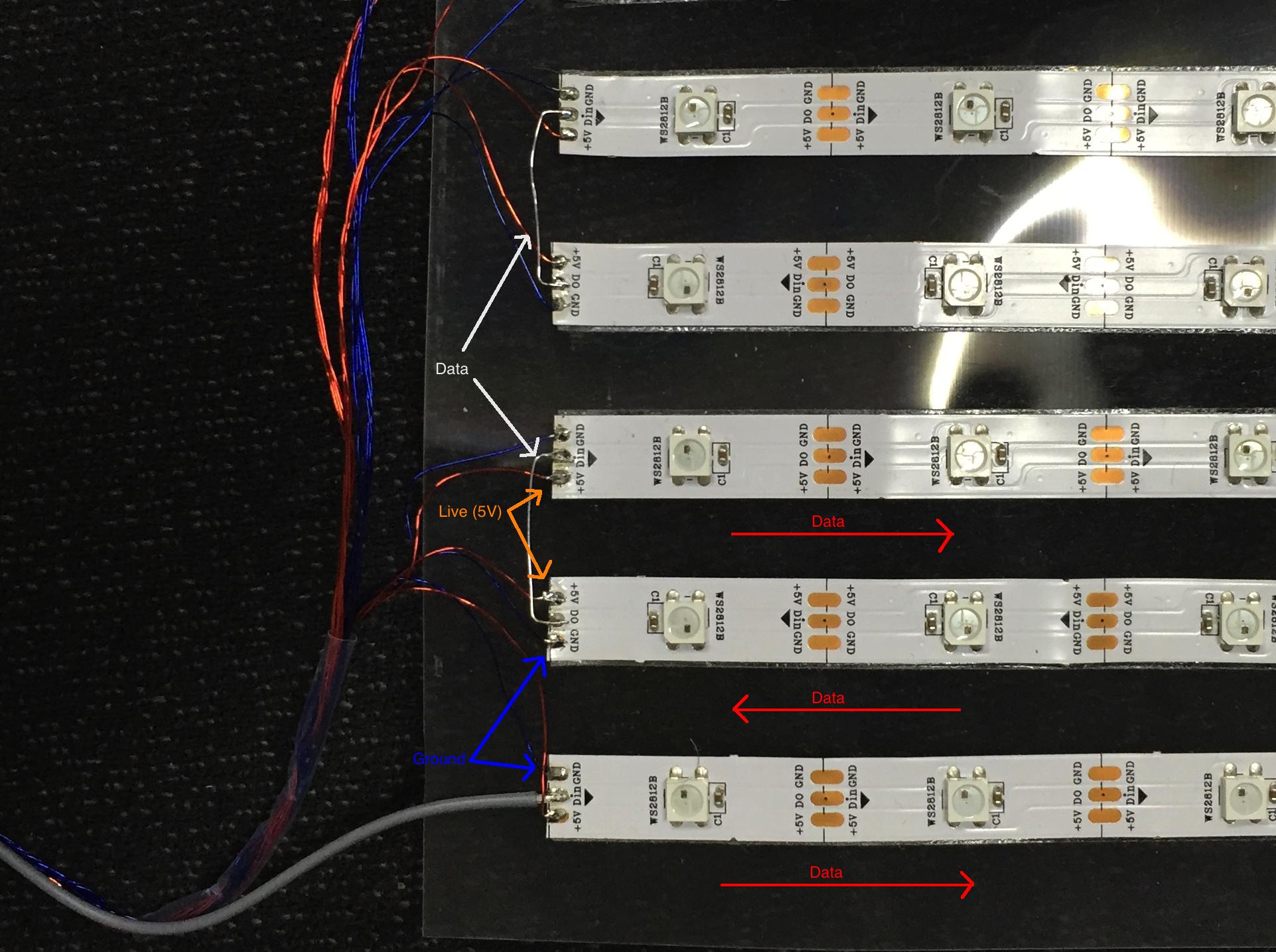 wiring information